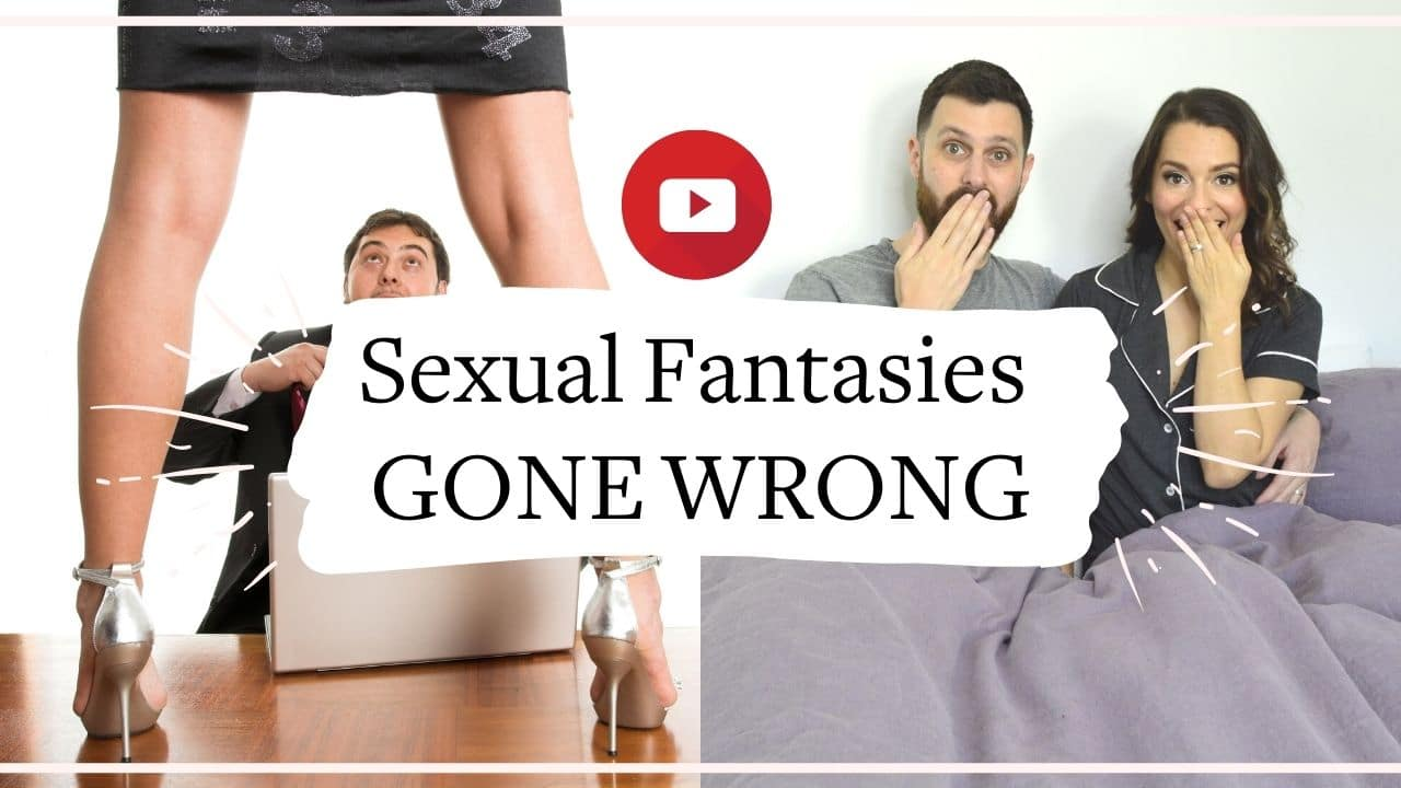 What to do when your partner has a sexual fantasy that you are NOT into | Vanessa Marin Sex Therapy