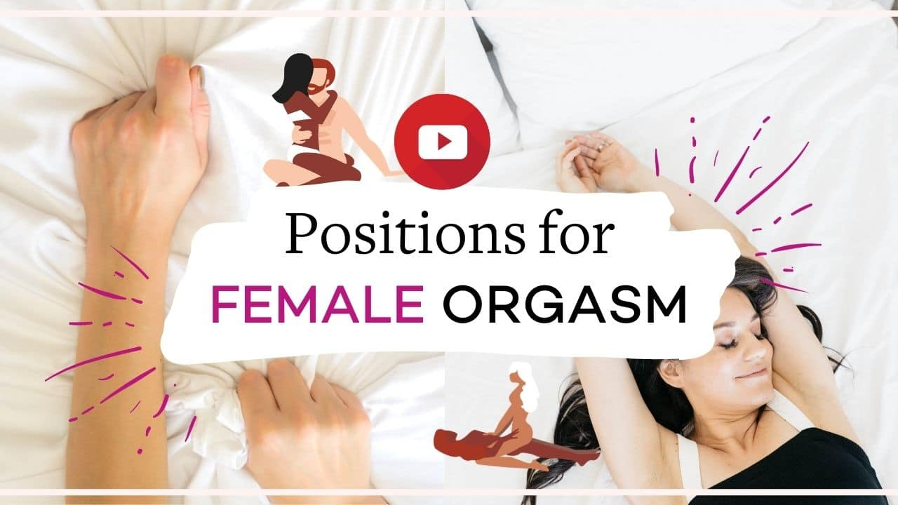 The 5 best sex positions for female orgasm, plus the secret to orgasming during sex! | Vanessa Marin Sex Therapy