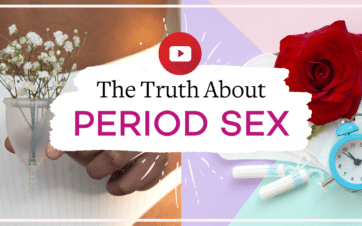How to have sex on your period - and why should do it! | Vanessa Marin Sex Therapy