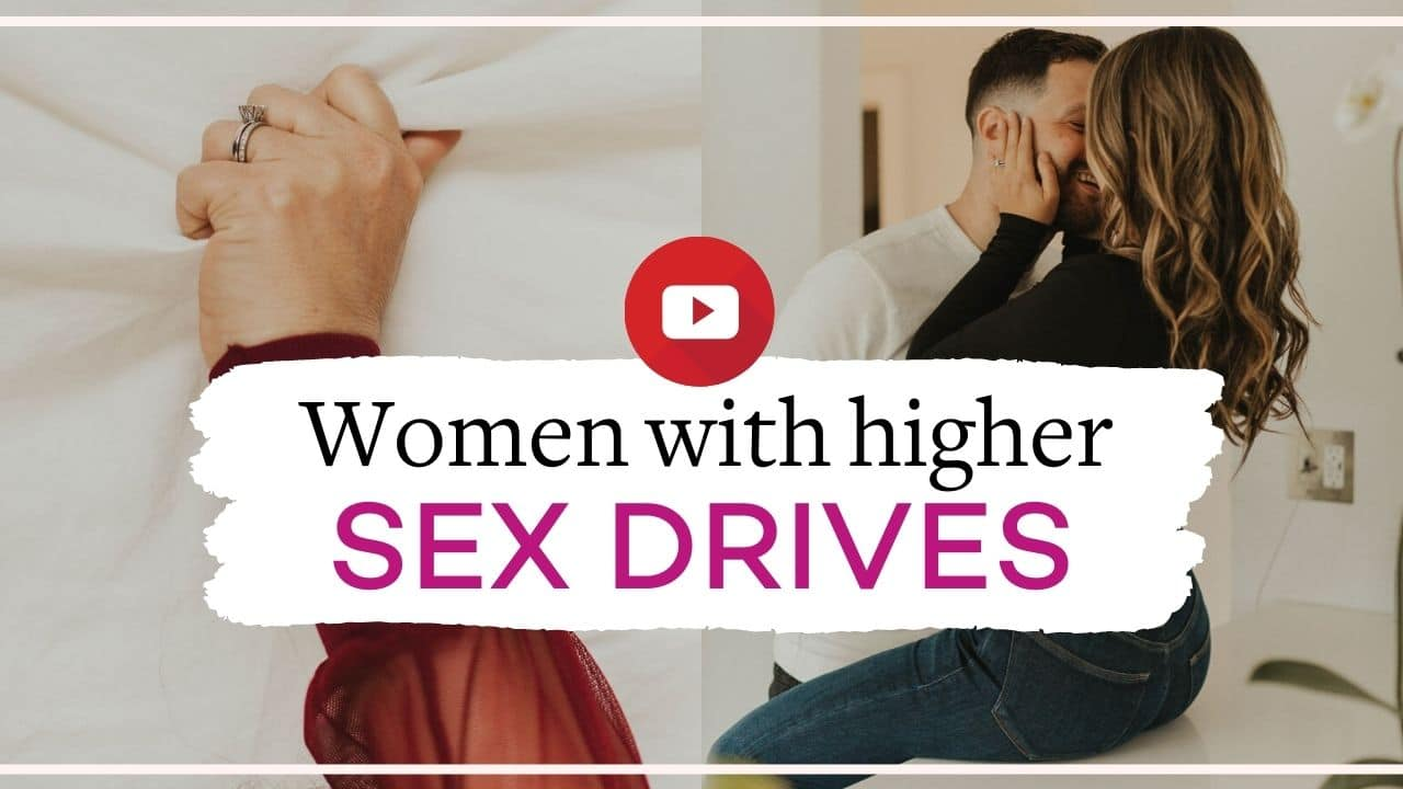 Higher sex drive than him: What to do when the woman has a higher libido than her male partner | Vanessa Marin Sex Therapy