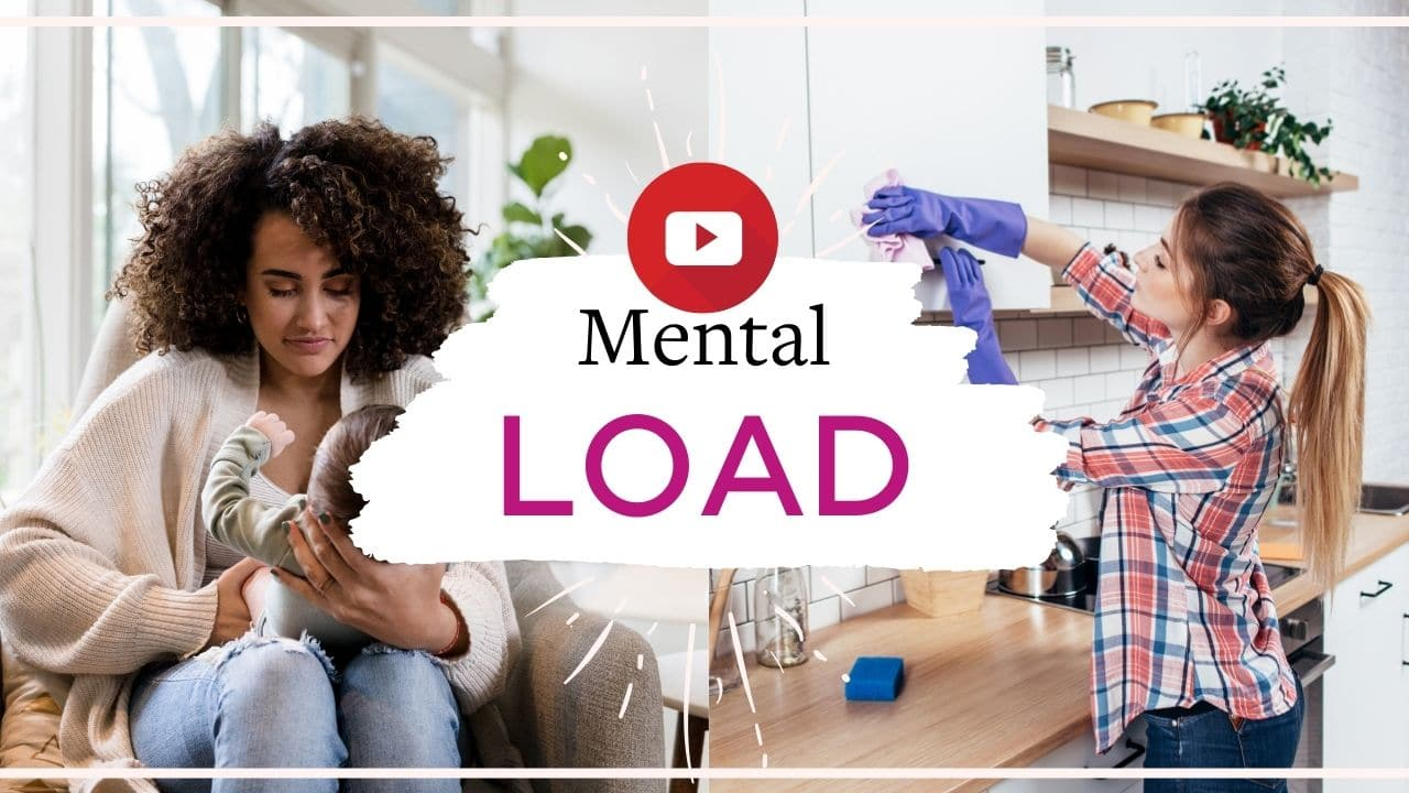 Tired of feeling responsible for EVERYTHING? Here's how to share the mental load with your partner | Vanessa Marin Sex Therapy