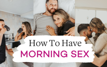 How To Have Morning Sex - Morning Sex Tips | Vanessa Marin Sex Therapy