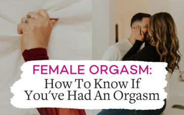 Female Orgasm - How to Know If You've Had An Orgasm | Vanessa Marin Sex Therapy